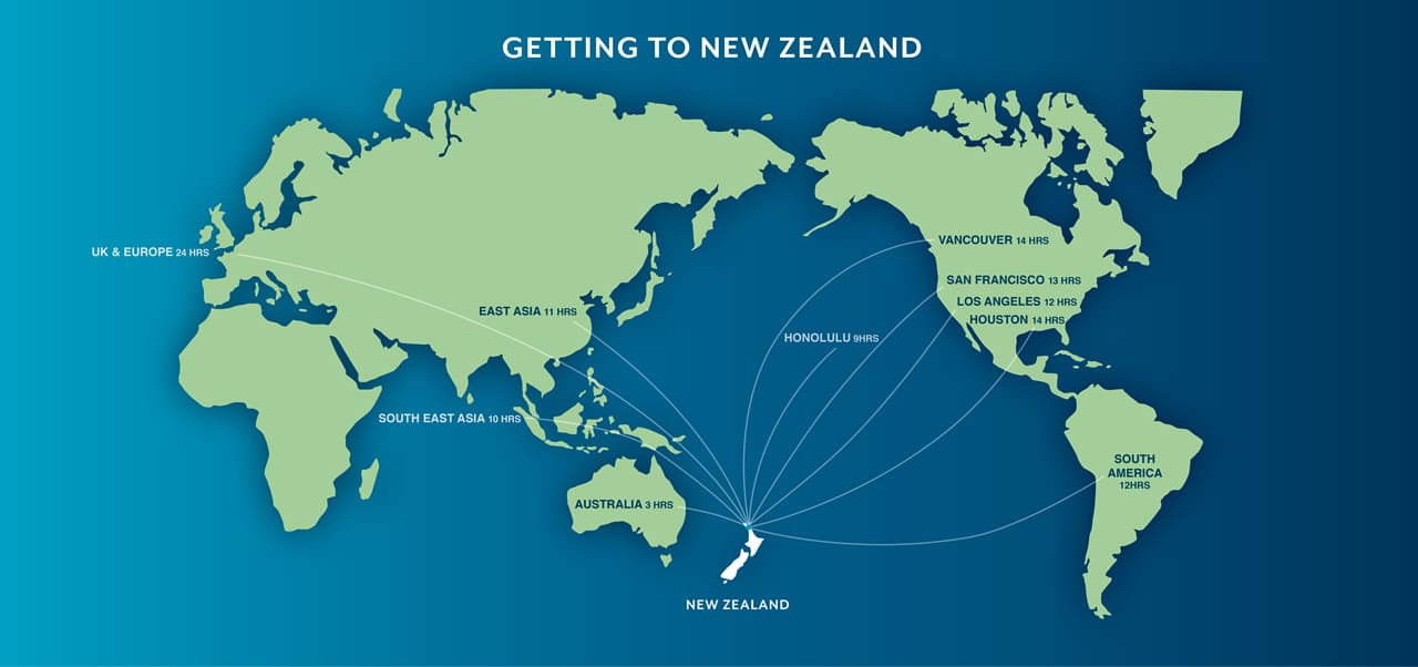 Destination: New Zealand